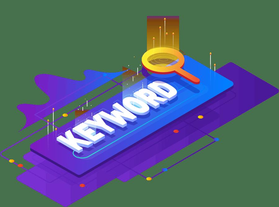 clasificación de investigación de palabras clave